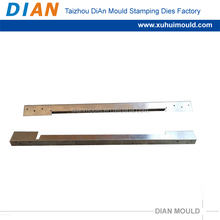 Thin metal sheet metal stamping die