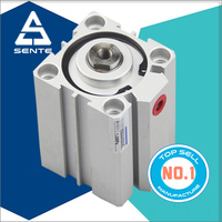 SDA Series Standard Compact Magnetic Double Acting Pneumatic Air Cylinder