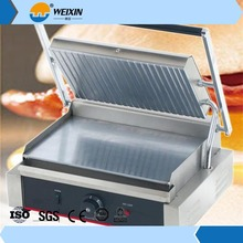 Countertop Electric Single Sandwich Grill Press