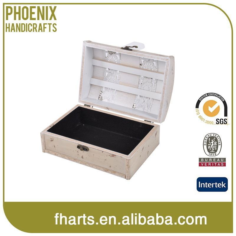 Factory Direct Price Custom Design Portable Wooden Jewelry Display Case