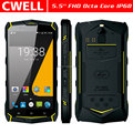 5.5 Inch FHD Octa Core 4GB/64GB 4G Lte Waterproof IP68 Rugged Smartphone with NFC