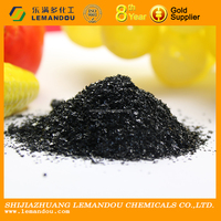 Humic acid 55%, Potassium Humate,organic fertilizer on sale with
