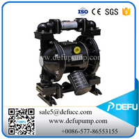 air driven diaphragm pump using for acid liquid ,chemical industry or food etc