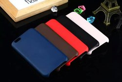 Hot sale new product Ultra thin back PU leather phone cases for iphone6s