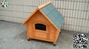 wooden dog house plans XD 1011