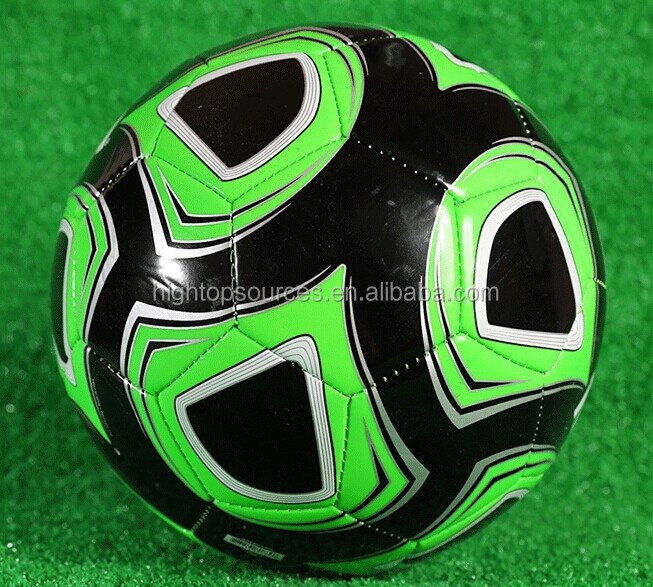 machine sewing pvc tpu pu soccer ball 2014 unique colorful promotional soccer balls