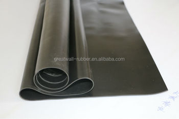25mm-2000mm width rubber sheet trip belt seal rubber black color with abrasion 5mpa 65+/-5 shore A
