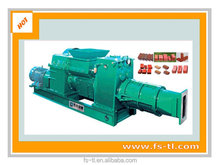 TL-CXJ-B400/300 steel struture bricks extruder curb machine, clay extruder die head