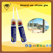 Cheap Price Acetic Silicone Adhesive White/General Use Silicone Glue