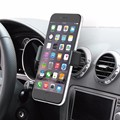 Hot Selling 360 Rotation Air Vent Mount Car Holder , Mobile Phone Air Vent Car Mount
