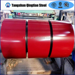 color coated steel coil / prepainted galvanized steel coil/ ppgi coil on sale