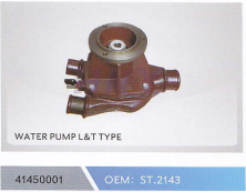 Top quality portable diesel engine water pump
