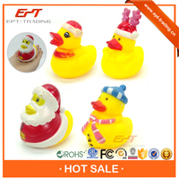 China wholesale cheap cheap kids floating baby bath yellow rubber duck toy for sale