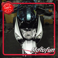 Motofun Used disabled motorcycle/refitted Tricycle motor majesty 125 repaired factory export