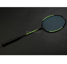 Lining military carbon graphite and break free frame strong tension Badminton Racket ( H3G)