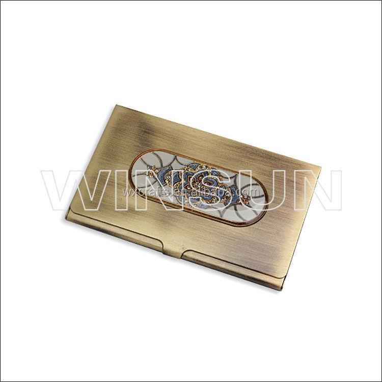 Metal Business Card Holder For Pocket Buy Metal Business