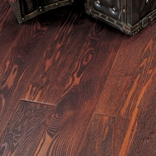Villa Good Quality Fire Proof Acacia Solid Wood Walnut Flooring