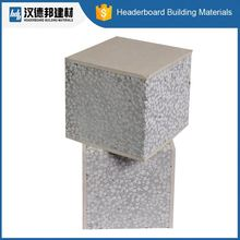 Lightweight fiber cement EPS sandwich panel for prefab house