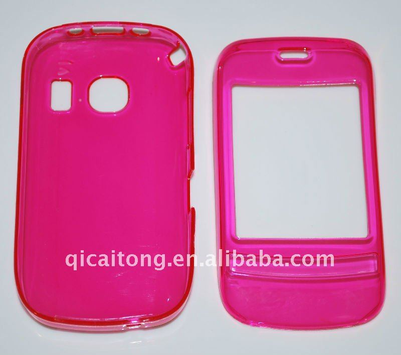 TPU case without texture for NOKIA C2-02