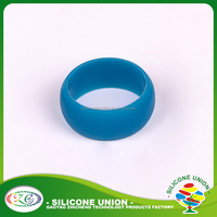 Blank silicone custom silicone finger rings