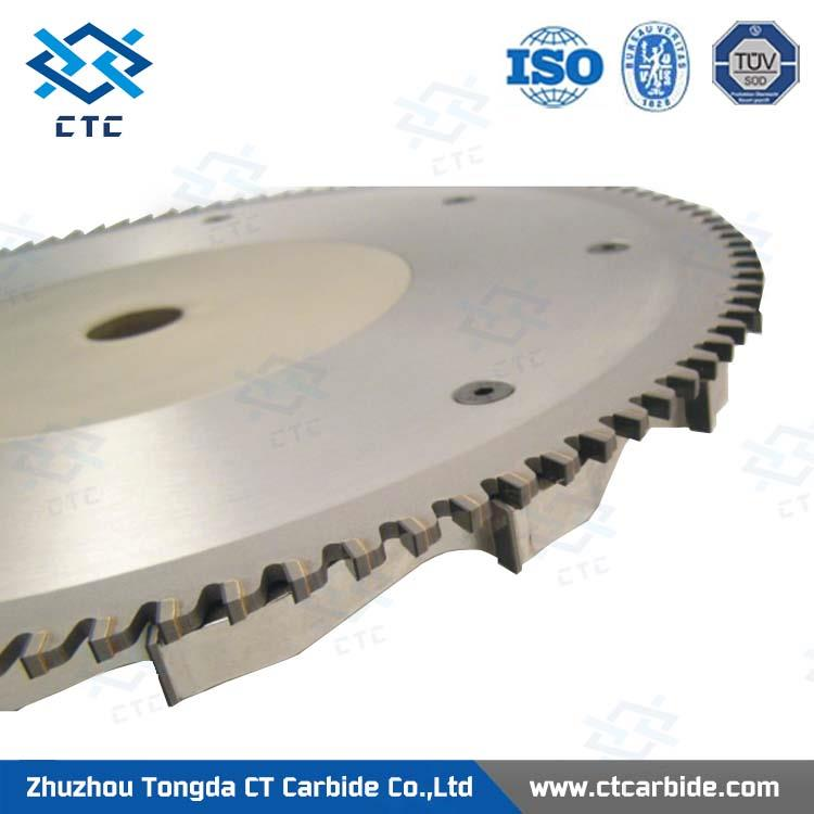 sharpening machine for automatic machining of carbide-tipped circular saw blade with low price