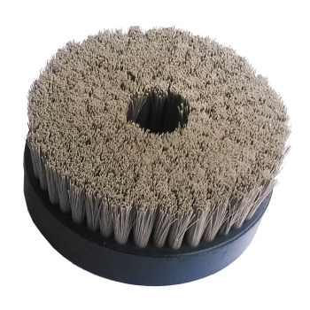 Wholesales plate abrasive brush