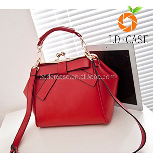 hot selling cheap factory causal calssical hand bags for women pu leather