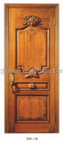 China supplier sales DH-18 Solid door wood