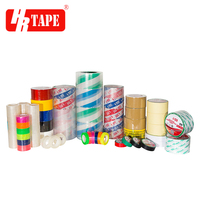 Professional manufacturer Supre clear BOPP adhesive Packaging tape