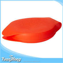Silicone bakware tools family colorful soft DIY silicone pizza maker with cheap price