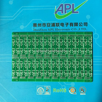 China FR4 power amplifier pcb circuit board, led PCB board