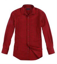 Best selling different types cheap flannel shirts men 2015