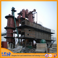 50-100TPD high performance soybean oil solvent extraction plant