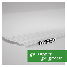 Biodegradable plastic pvc sheet card making material