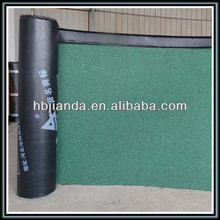 2.5mm SBS APP modified asphalt waterproof membrane with mineral granule and sand