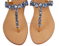 2016 Fashion Decorative Rhinestone Sandal Shoe Accessories