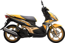 New design Motorcycle 2016