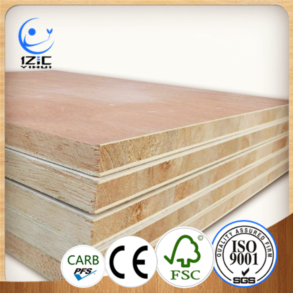 Factory manufacturer laminated wood block board price