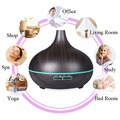France Essential Oil Humidifier Manufactory 300ml Ultrasonic Aroma Diffuser for Hotel