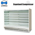 Latest Design Vertical Multi Deck Open Used Supermarket Refrigeration Equipment