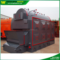 Skillful Manufacture Safety Value 1 t/h Coal Fired Steam Boiler