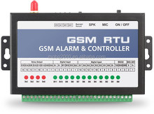 GSM Security Alarm system,RS232, gsm rtu sms controller,relay switch by SMS text command