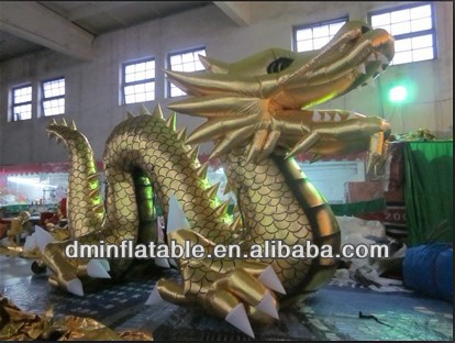 inflatable Golden dragon Y-046