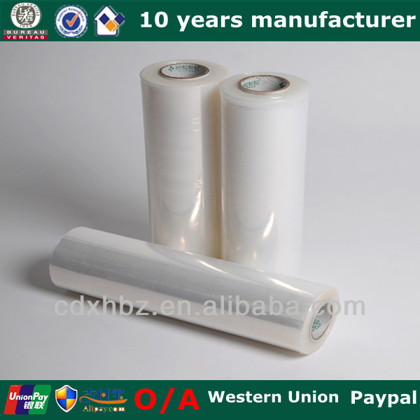 Stretch Plastic Film for Pallet Wrapping