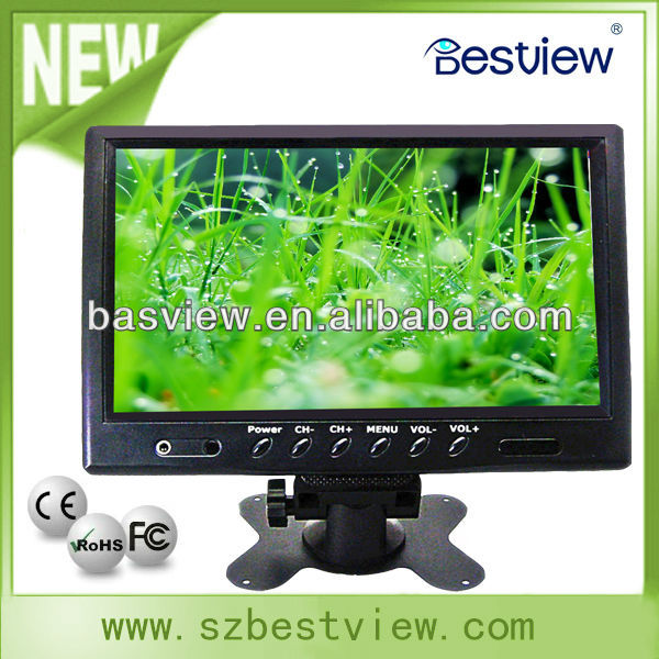 8 inch LCD Computer Monitor Touch Monitor