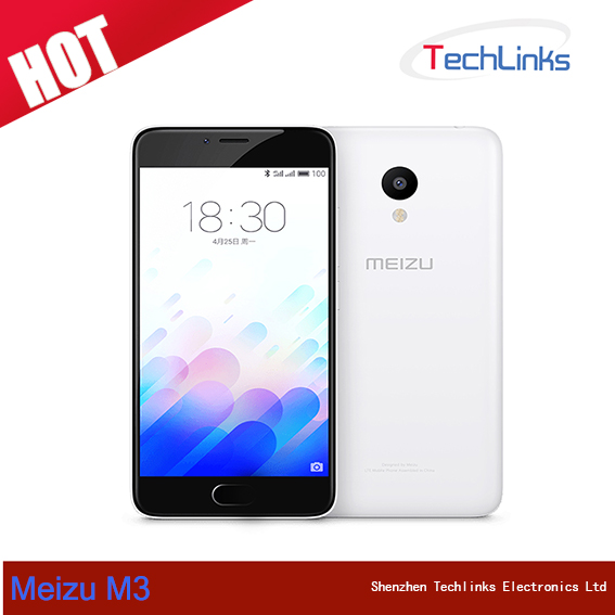 "Meizu M3 Mini 4G LTE Cell Phone MTK MT6750 Octa Core 5.0"" 2GB RAM 16GB ROM 13.0MP Camera Smart Phone"