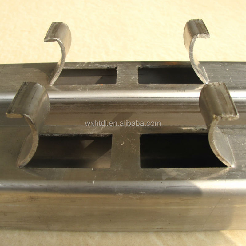 concerte insert channels and accessories,welded channel