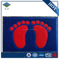 Feet door mat,butterfly mat