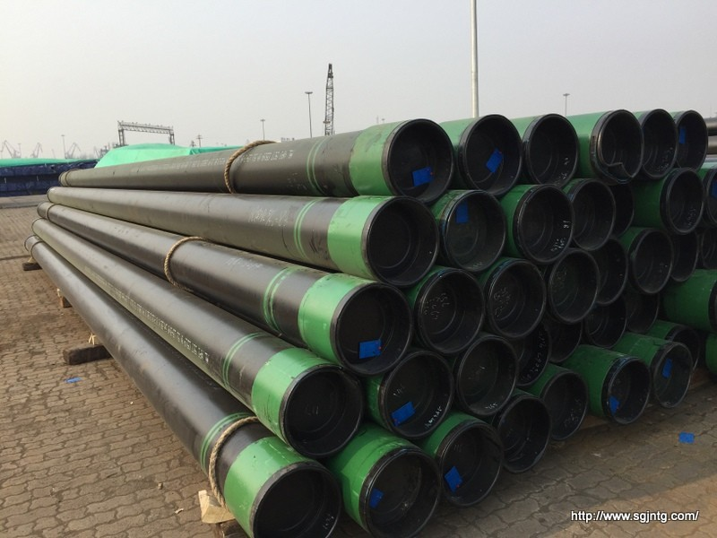Hot round oilfield supply seamless steel pipes