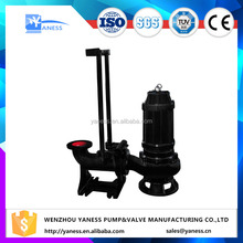 water pump three phase induction motor YP series float switch submersible pump